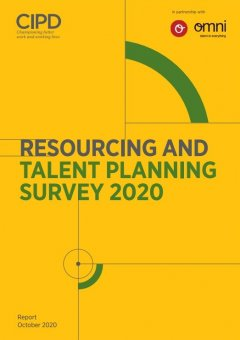 Resourcing and Talent Planning Survey 2020