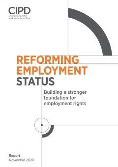 Reforming Employment Status