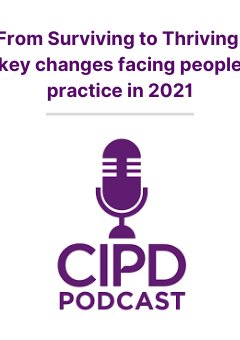 Podcast: Key Changes Facing The People Practice in 2021