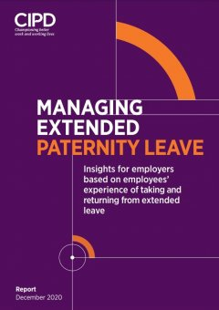 Managing Extended Paternity Leave