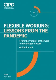 Flexible Working: Lessons from the Pandemic