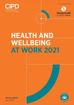 Health and Wellbeing at Work: 2021