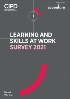 Learning and Skills at Work Survey 2021
