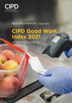 CIPD Good Work Index 2021
