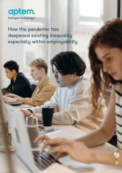 How the pandemic has deepened existing inequality especially within employability