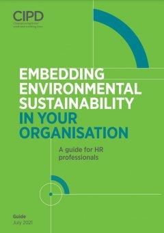 Embedding Environmental Sustainability