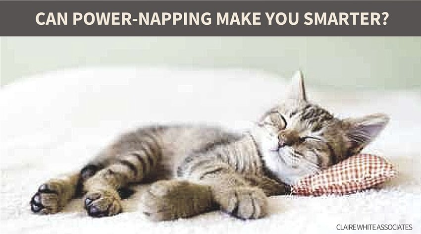 Can 'Power Napping' make you smarter?