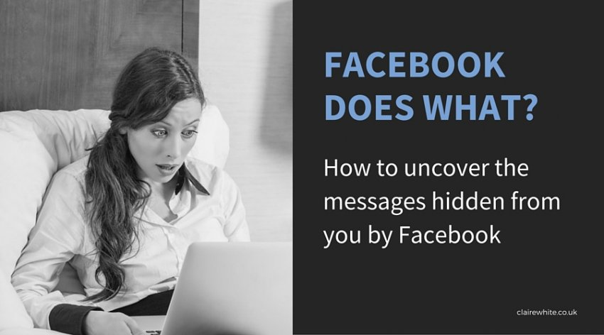 How to uncover the message requests that Facebook is hiding