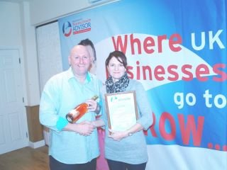 Claire White named Entrepreneur of the Month