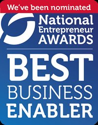 Claire White nominated for national award for Best Business Enabler