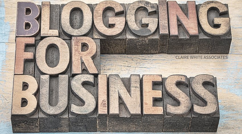 How to... Conquer Blogging in 4 Easy Steps