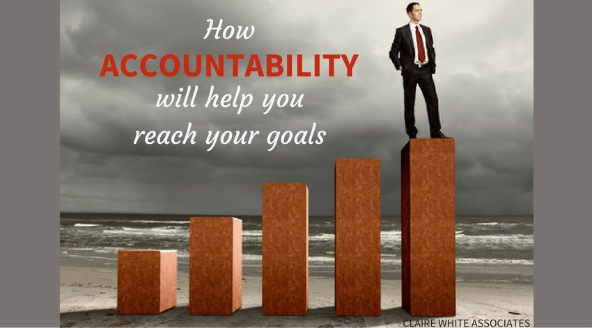 How accountability will help you reach your goals