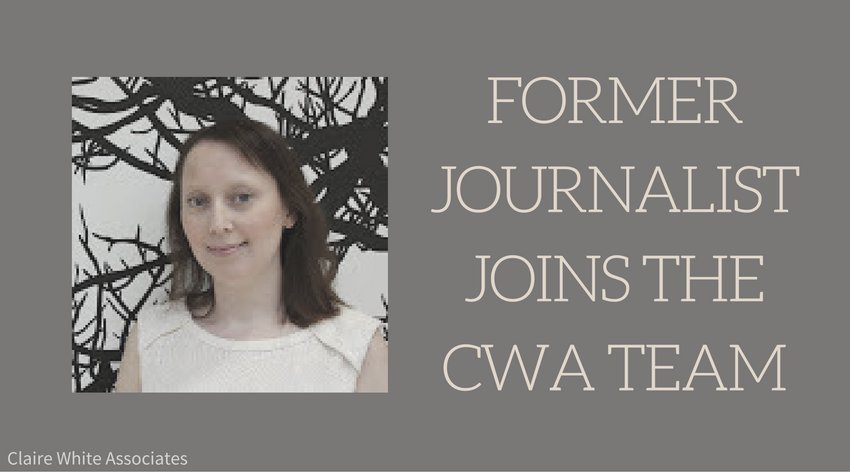 Former Journalist Joins Claire White Associates