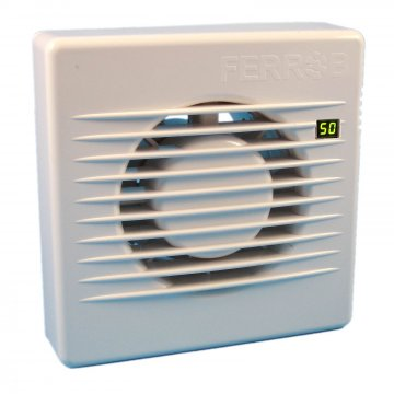 Sensortronic Digital 100mm ENERGY EFFICIENT Axial Fans