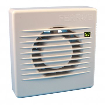 Sensortronic Digital 100mm Axial Fans