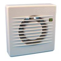 Sensortronic Digital 150mm ENERGY EFFICIENT Axial Fans