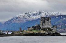 Eilean Donan Castle in Dornie