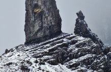 Old Man of Storr - Thanks and Copyright to Ian Worden