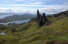 The Old Man of Storr, thanks to Lilo Wenz!