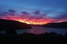 Sunrise from High Beech House (Thank you Wai Po Chan - Patrick!)