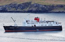 Hebridean Princess 29/4/14