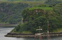 The Flying Dutchman in Portree