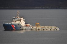 Ievoli Black Coastguard Vessel