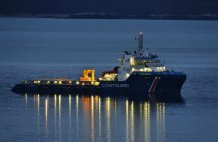 Ievoli Black Coastguard 24.1.19