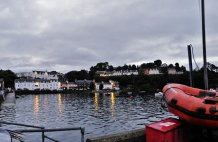 The Pier, Portree