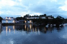 Evening in Portree