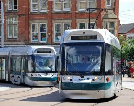 Paul Robinson, General Manager, Nottingham Trams