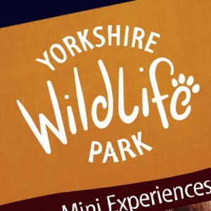 Yorkshire Wildlife Park Advertising