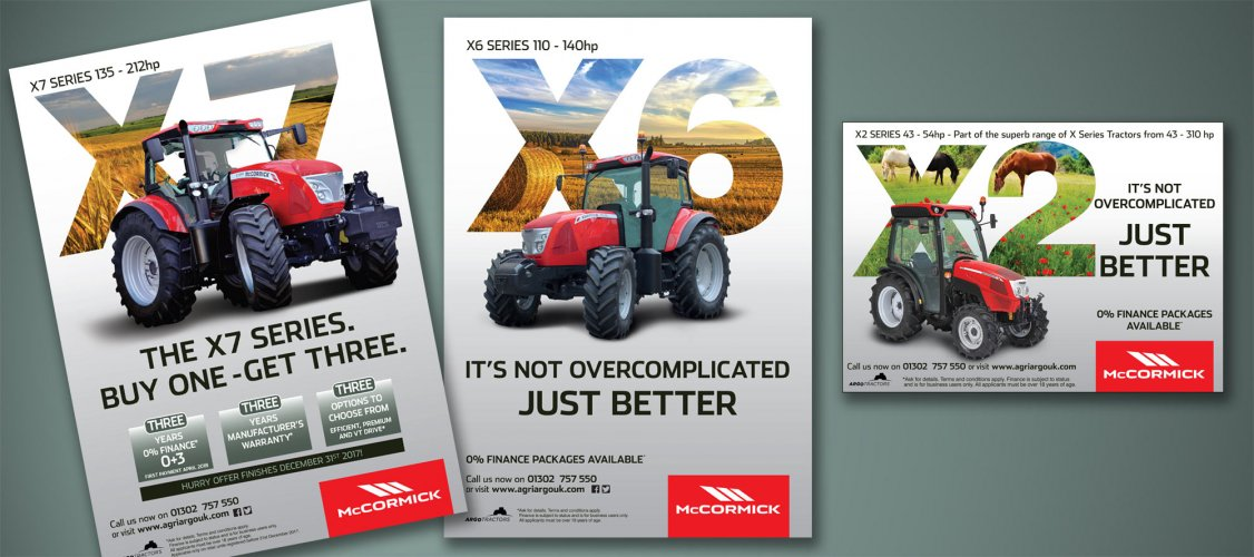 Arable advertising