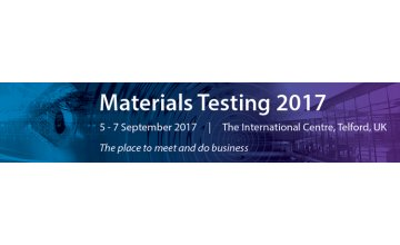 Materials Testing 2017 Exhibition