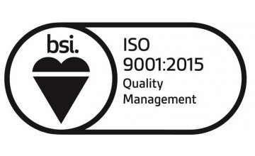 Quality Management System ISO 9001:2015 Approved