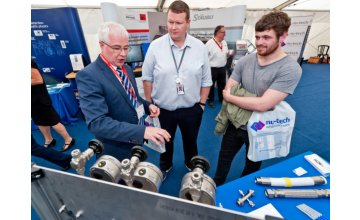 NDT Demo and Engineering Showcase Exhibition