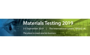 Materials Testing 2019 Exhibition