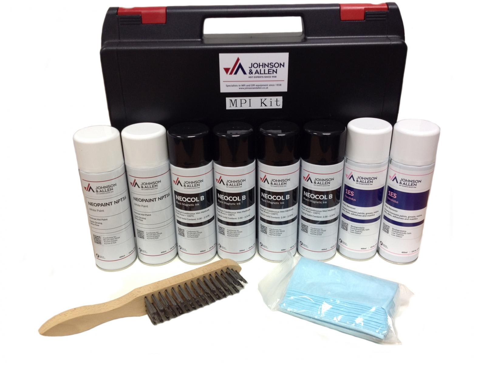 Magnetic Particle Inspection Kit