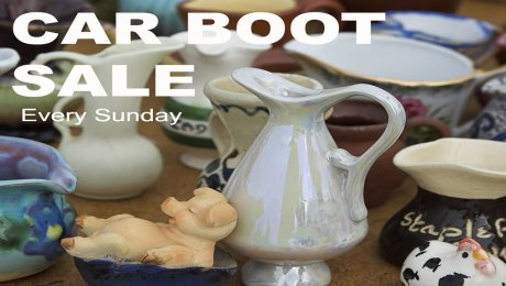 Car Boot Sale - Every Sunday