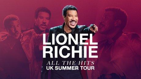 Lionel Richie Announces Concert at Proact Stadium