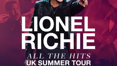 Lionel Richie Announces Concert with Anastacia as special guest!
