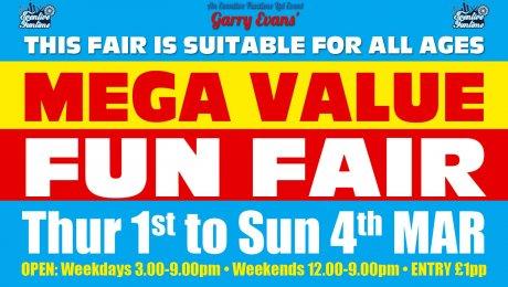 Mega Value Fun Fair