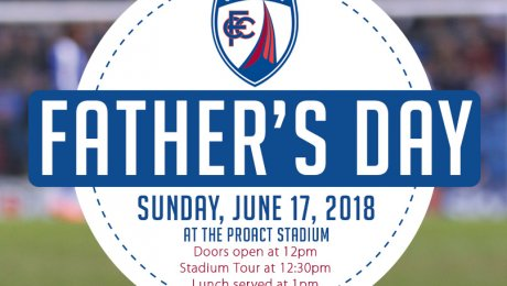 Make Father's Day Special with a Lunch at Proact