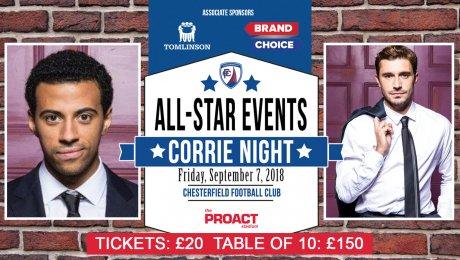 Corrie Night