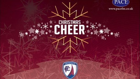Get your Christmas cheer at the Proact Stadium!