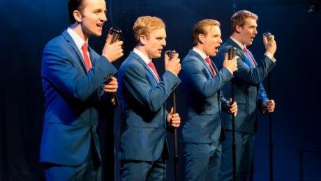 Christmas Gala Cabaret Evening: Jersey Boys Tribute