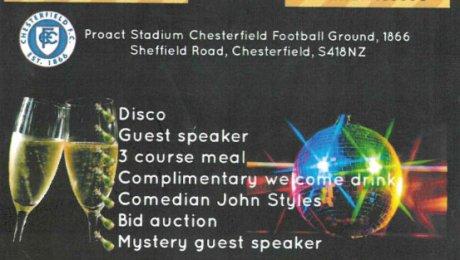 James Bond Themed Charity Ball