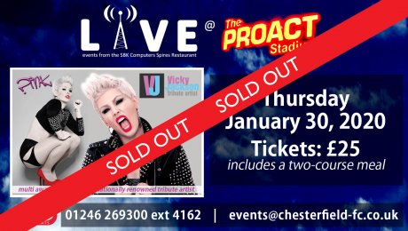 *SOLD OUT* Pink Tribute