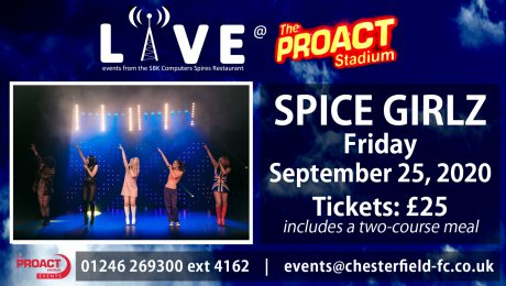 Spice Girlz - Tribute Night
