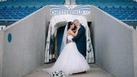 Weddings at Proact Stadium